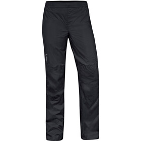 VAUDE Drop II Broek Dames, black